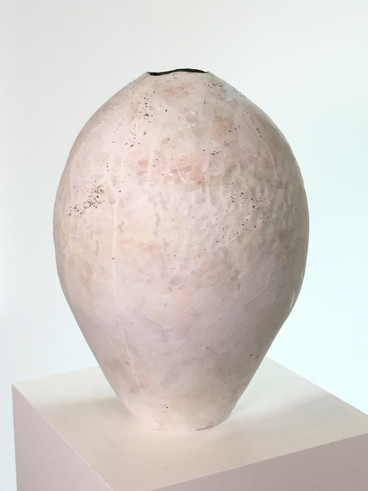 Mark Young, Coastal, hand built sandstone clay, 40x36x29cm $1800