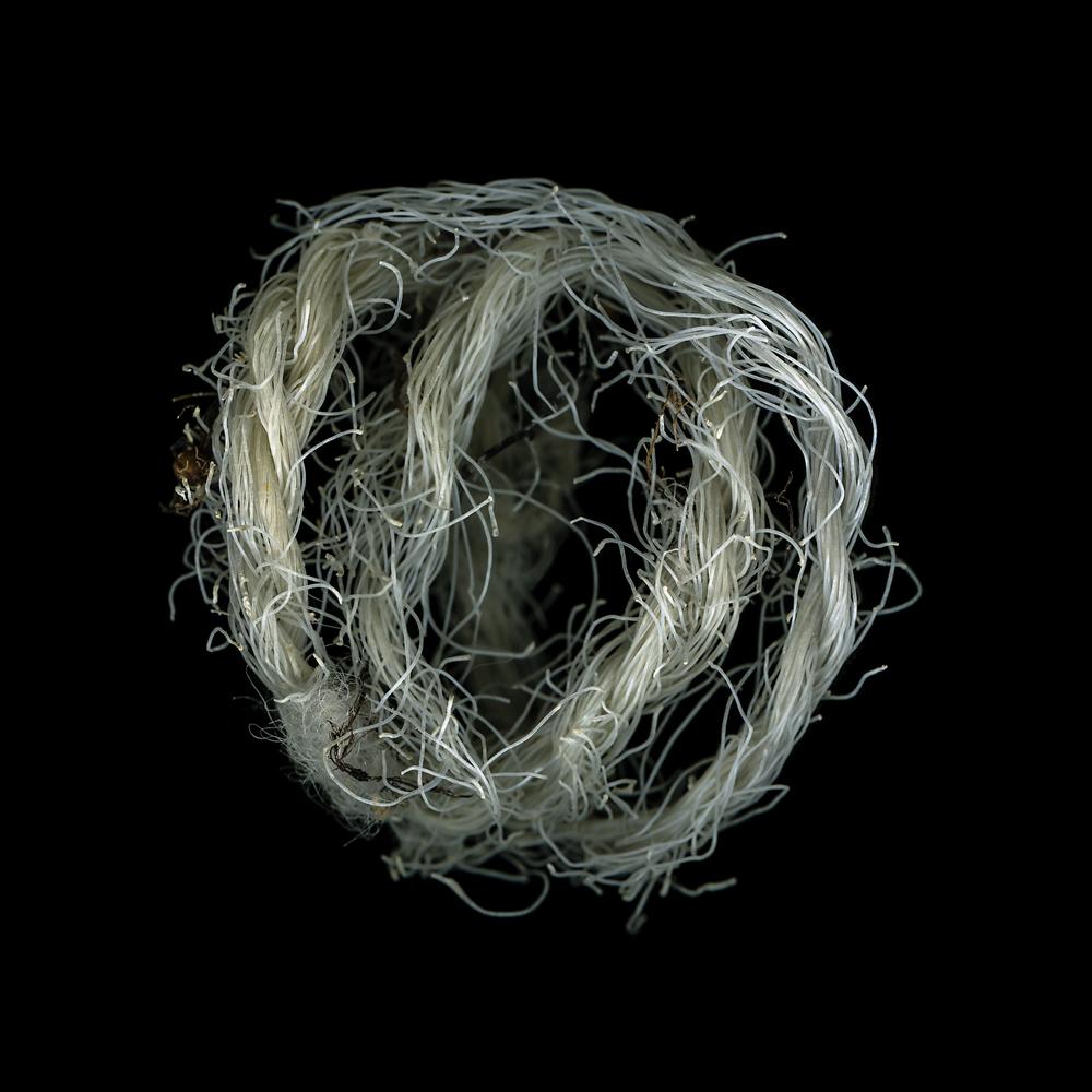Greg Elms, Discarded Rope 2. 2019, Ed 10, archival inkjet print, 94 x 94 cm framed $2200